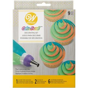 Wilton Colour Swirl Decorating Set