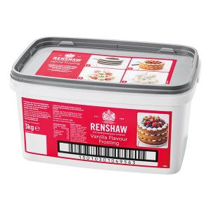 Renshaw Frosting - Vanilla (3kg)