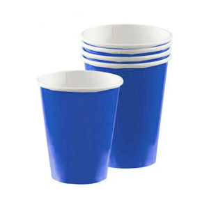 Amscan Party Cups - Royal Blue (Pack of 20)