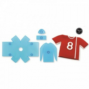 Jem Cutter - Sports Shirt (Set of 4)
