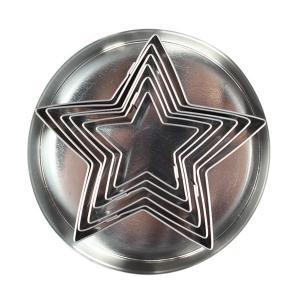 DecoPac Cutter - Star (Set of 6)