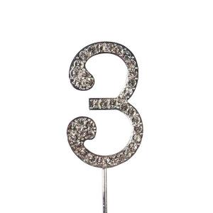 Culpitt Diamante Number Pick - 3