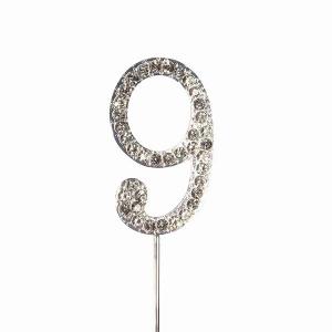 Culpitt Diamante Number Pick - 9