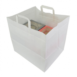 Paper Carrier Bag for 12 Cavity Boxes