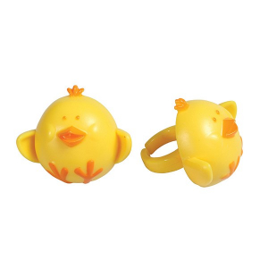 Culpitt Cake Ring Decorations - Easter Chicks (Pack of 144)