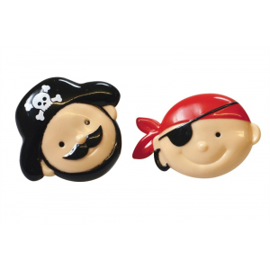 Culpitt Cake Ring Decorations - Little Pirates (Pack of 144)