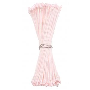 Culpitt Stamens - Round Pearl Small - Pink (1360PI)