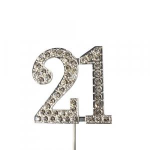 Culpitt Diamante Number Pick - 21