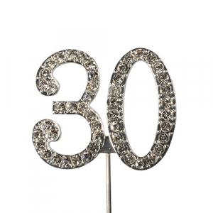 Culpitt Diamante Number Pick - 30