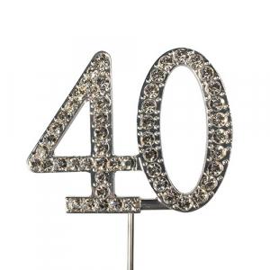 Culpitt Diamante Number Pick - 40