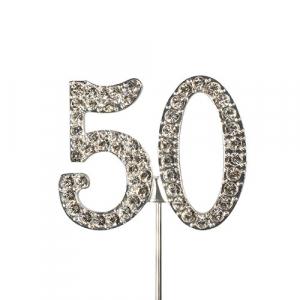 Culpitt Diamante Number Pick - 50