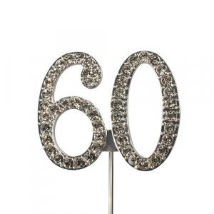 Culpitt Diamante Number Pick - 60