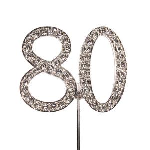 Culpitt Diamante Number Pick - 80