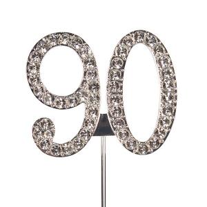 Culpitt Diamante Number Pick - 90
