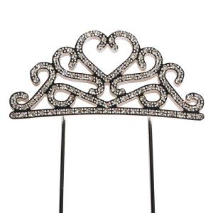 Cake Star Diamante Pick - Tiara