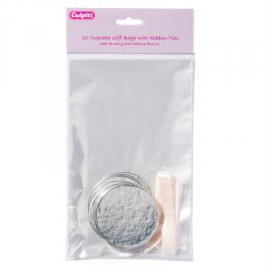 Culpitt Cupcake Gift Bags (Pack of 12)