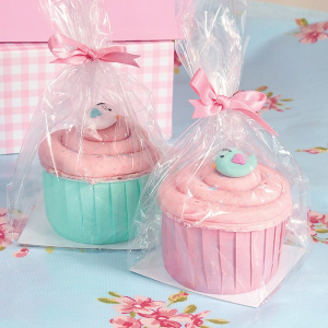 Culpitt Cupcake Gift Bags With Base (Pack of 12)