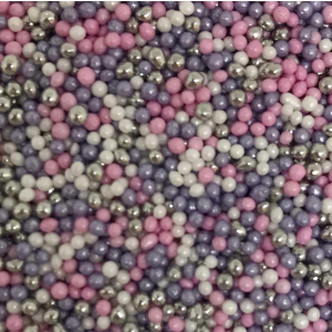 Scrumptious Twinkle Hundreds & Thousands - Ice Pink Mix (90g)