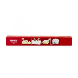 Renshaw Decor-Ice Ready Rolled Icing - White (450g)