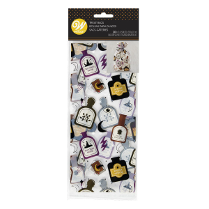 Wilton Treat Bags - Potions & Spells (Pack of 20)