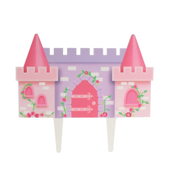Culpitt Gumpaste Decoration - Princess Castle