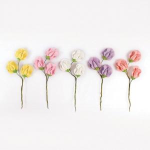 Culpitt Gum Paste Flower - Sweet Pea - Assorted Colours (Box of 10)