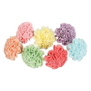 Culpitt Sugar Decorations - Pom Poms - Assorted (Box of 35)
