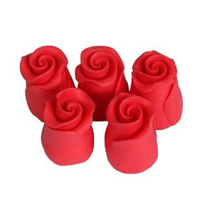 Culpitt SugarSoft Roses - Strawberry Red - 13mm (Box of 38)