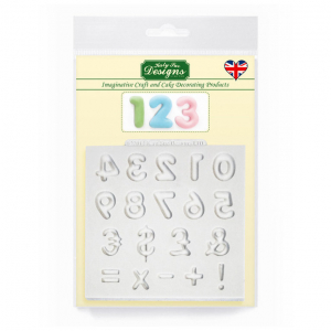 Katy Sue Designs Mat - Domed Numbers