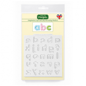Katy Sue Designs Mat - Domed Letters Lower Case