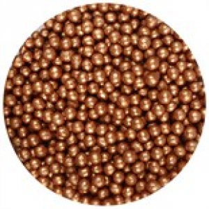 Purple Cupcakes Shimmer Pearls - Bronze (80g)