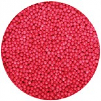 Purple Cupcakes Nonpareils - Red (100g)