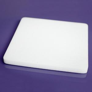 Purple Cupcakes Flower Foam Pad