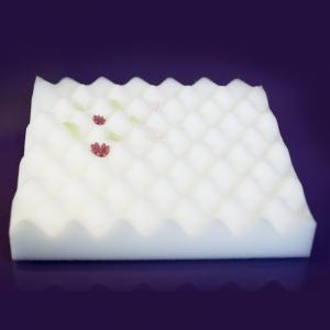 Purple Cupcakes Flower Foam Drying Tray