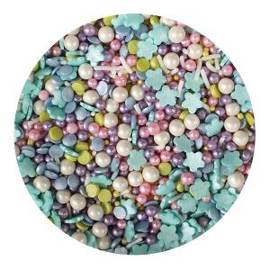 Purple Cupcakes Sprinkles - Mermaid Mix (100g)