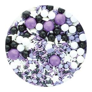 Purple Cupcakes Sprinkles - Galaxy Mix (100g)
