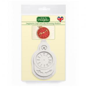 Katy Sue Designs Mould - Clock / Pocket Watch