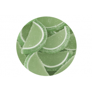 Scrumptious Jelly Slices - Lime (80g)