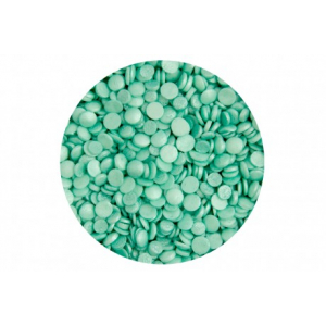 Scrumptious Sugar Sprinkles - Glimmer Confetti - Turquoise (70g)
