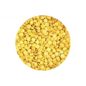 Scrumptious Sugar Sprinkles - Glimmer Confetti - Gold (70g)