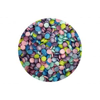 Scrumptious Sugar Sprinkles - Glimmer Confetti - Party Mix (70g)