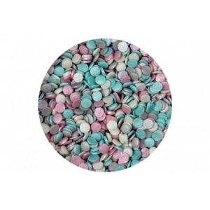 Scrumptious Sugar Sprinkles - Glimmer Confetti - Wedding Mix (70g)