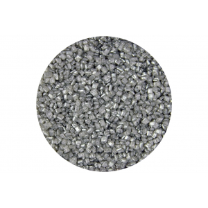 Scrumptious Glimmer Sugar - Silver (80g)
