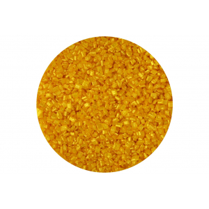 Scrumptious Glimmer Sugar - Gold (80g)