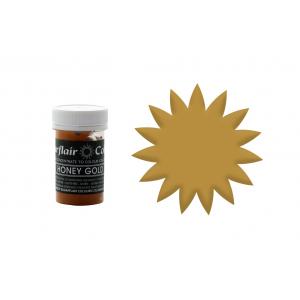 Sugarflair Pastel Paste - Honey Gold (25g)
