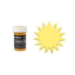 Sugarflair Pastel Paste - Cornish Cream (25g)