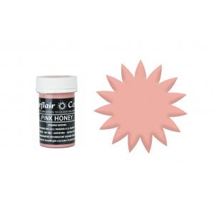 Sugarflair Pastel Paste - Pink Honey (25g)