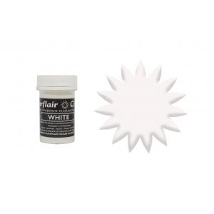 Sugarflair Pastel Paste - White (25g)