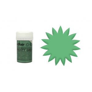 Sugarflair Satin Paste Concentrate - Frosty Green (25g)