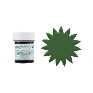 Sugarflair Maximum Concentrated Paste - Foliage Green Extra (42g)